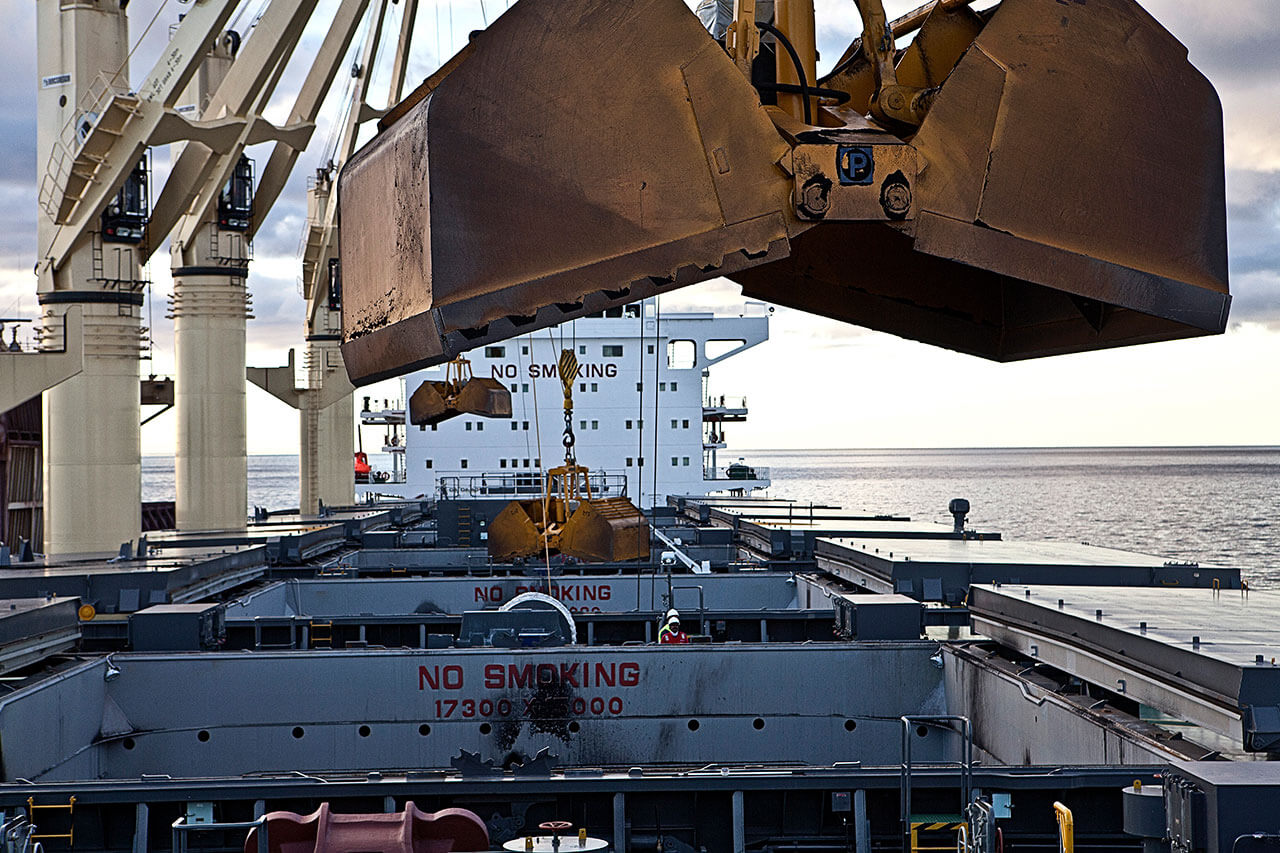 OLDENDORFF CARRIERS – Dry Bulk Shipping, Transshipment & Dry