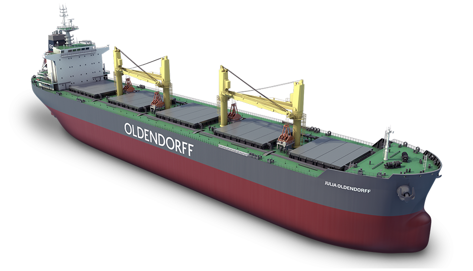 OLDENDORFF CARRIERS – Bulk Cargo Vessels & Dry Bulk Shipping