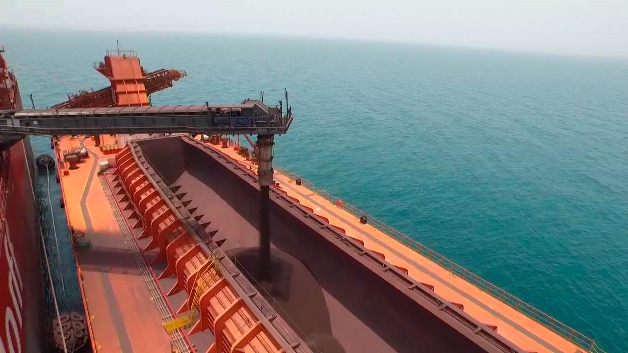 OLDENDORFF CARRIERS – Transshipment Logistics in the Arabian